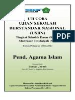 Agama Islam Oleh Usman Jayadi