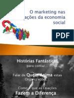 1. O marketing nas organizações da economia social