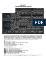 STS 24Pro Manual