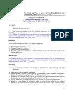 Real Decreto Del Suelo 1346-1976