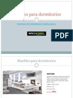 Oferta Dormitorios Tarragona