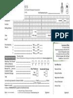 Registration Form KOACON2015