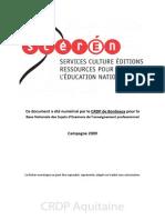 BTSCIRA Instrumentation Et Regulation 2009