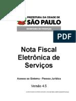 Manual Nfe Pj v4 5