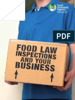 Food Inspection Pack