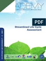 LCAAirbusACADEMY-Streamlinedlifecycleassesment