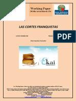 Cortes franquistas