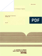 Process Design Manual for Stripping