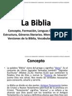 Copia de La Biblia - Curso General