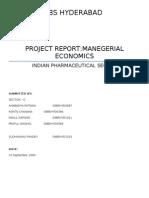 Indian Pharma Sector