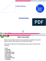 Borrowing (P)