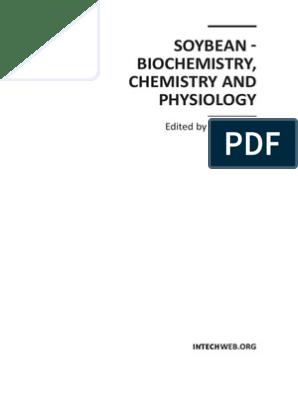 Soybeans Chemistry | Mycotoxin | Allergy