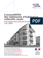 Guide d'Acces_batiment d'Habitat Collectif