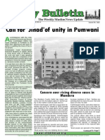 Friday Bulletin 565