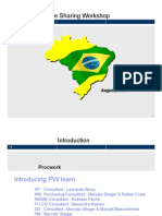 Brazil Localization Workshop