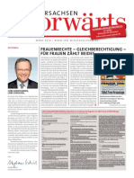 Niedersachsen-Vorwärts März 2014