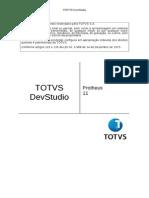 TOTVS DevStudio_P11.doc