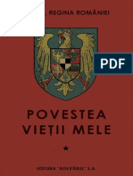 88482004 Povestea Vietii Mele Regina Maria a Romaniei