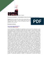 41416193 Documentos de Identidade Uma Introducao as Teorias Do Curriculo