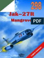 (Wydawnictwo Militaria No.298) Jak-27R Mangrove