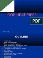 LOOP HEAT PIPES-ASHWIN THOTTUMKARA FULL PPT