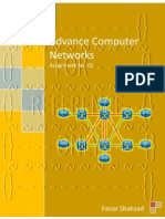 Advance Computer Networks - Assignment No. 02