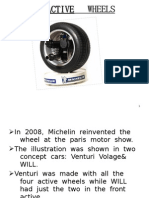 ACTIVE   WHEELS/ HUB MOTORS ASHWIN THOTTUMKARA FULL PPT