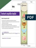 Bookmark Template 2014