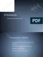 2009.El Bosquejo