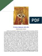 Sf. Nicolae Velimirovici Rugăciune pentru vrăjmaşi