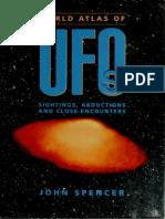 World Atlas of UFOs - John Spencer