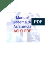 Manuel Sistema de Asistencia