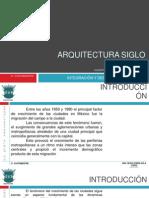 Clase 05 Arquitectura Siglo Xx_panorama Actual de La Arquitectura Mexicana en La Ciudad