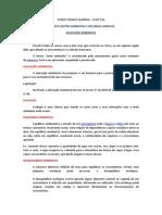 1º PARTE  GESTÃO AMBIENTAL E RECURSOS HIDRICOS (1)