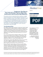 Risk Management SAP