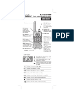 Binatone Action 850 Manual