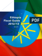 Fiscal Guide Ethiopia