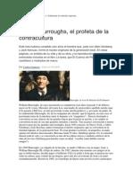 Carlos Gamerro - William Burroughs, El Profeta de La Contracultura.
