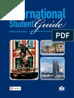 Przewodnik dla zagranicznych studentów 2012/2013