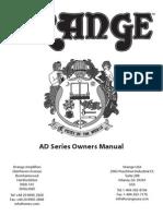 Orange Ad30htc Manual