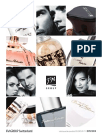 FM Group - Catalog Fragrance / Parfumerie