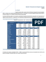 Informe Trim Empleo II 2012
