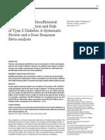 DIABETES CARE STUDY-Jan.2014