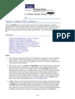 Tech Info - LAN Wiring and Pinouts
