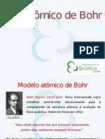 Aula 7 - Modelo Atomico Bohr (1)