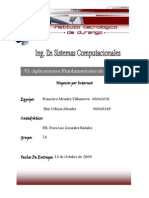 Aplicaciones Fundamentales de E-Commerce