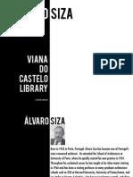 Viana Do Castelo Alvaro Siza