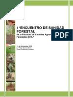 RESUMEN_del_1°_ENCUENTRO_DE_SANIDAD_FORESTAL_de_la_Facult ad_de_Ciencias_Agrarias_y_Forestales