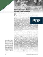MANUAL DE CAMPAÑA 3-0 OPERACIONES. EL PLAN DE ACCION DEL EJERCITO