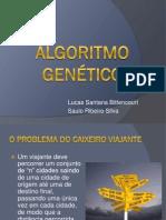 Algoritmo Genético